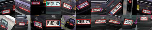 challenges license plate recognition