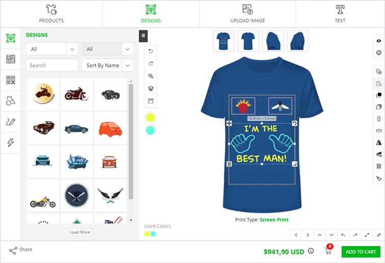 How To Create Your Own T Shirts By Creating Your Own T Shirts You Will By Md Wahid Medium