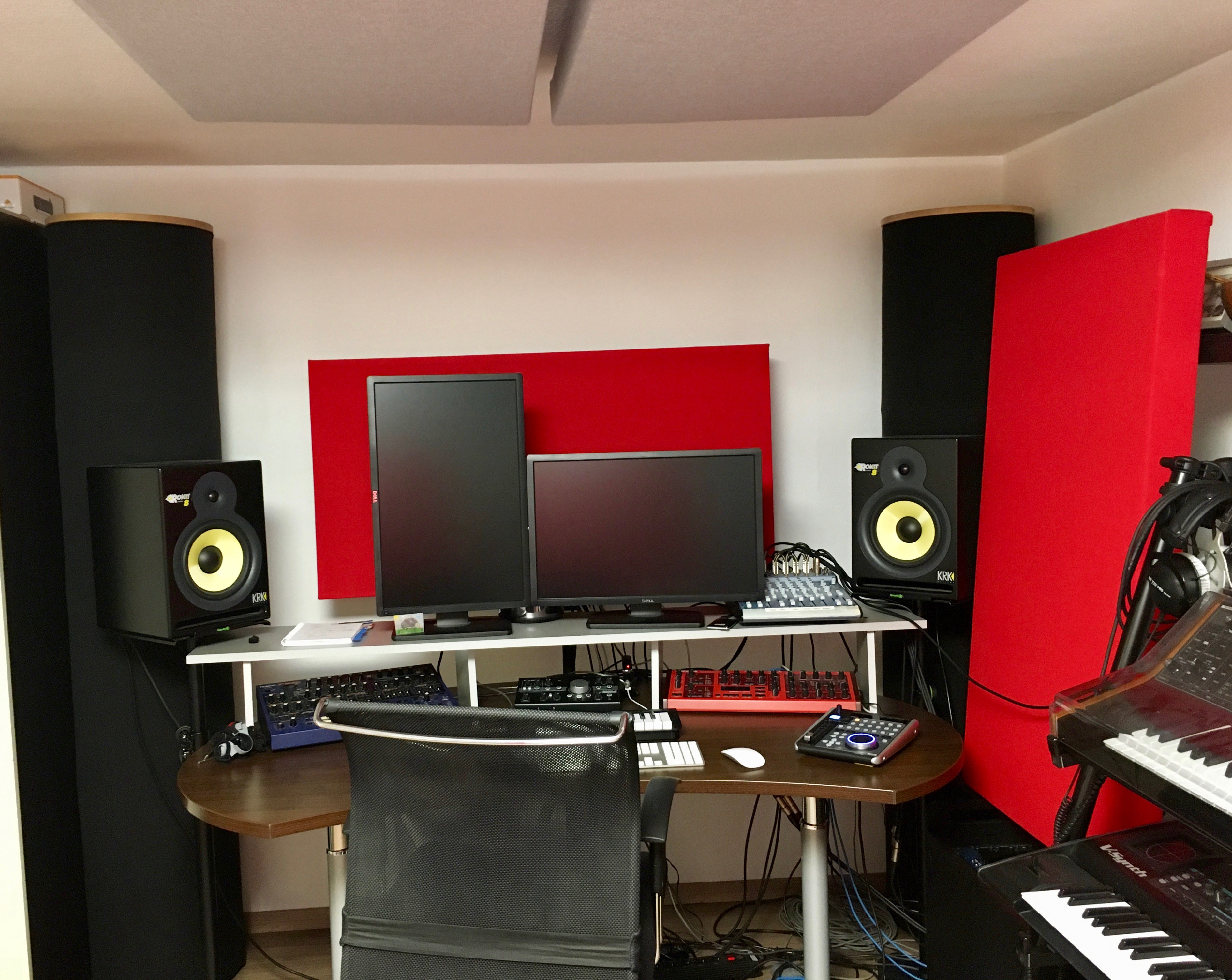 Diy Acoustic Mixing Room Treatment By Mark Paluch Medium