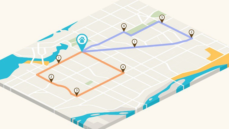 Route Optimization — Map My Customers Tutorial - Sales ... on map sf 5k route, mapping a route, map my trip, map my city, map my drives, map my run, map my state, map of my land, map out a route trip, map my distance, map my name, map my place, plan my route, chart my route,