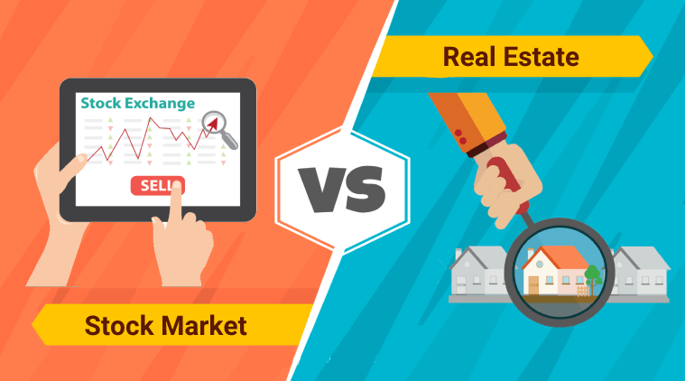 Investing In Stocks Vs Real Estate Which Strategy Makes You Richer By Tradesmart Medium