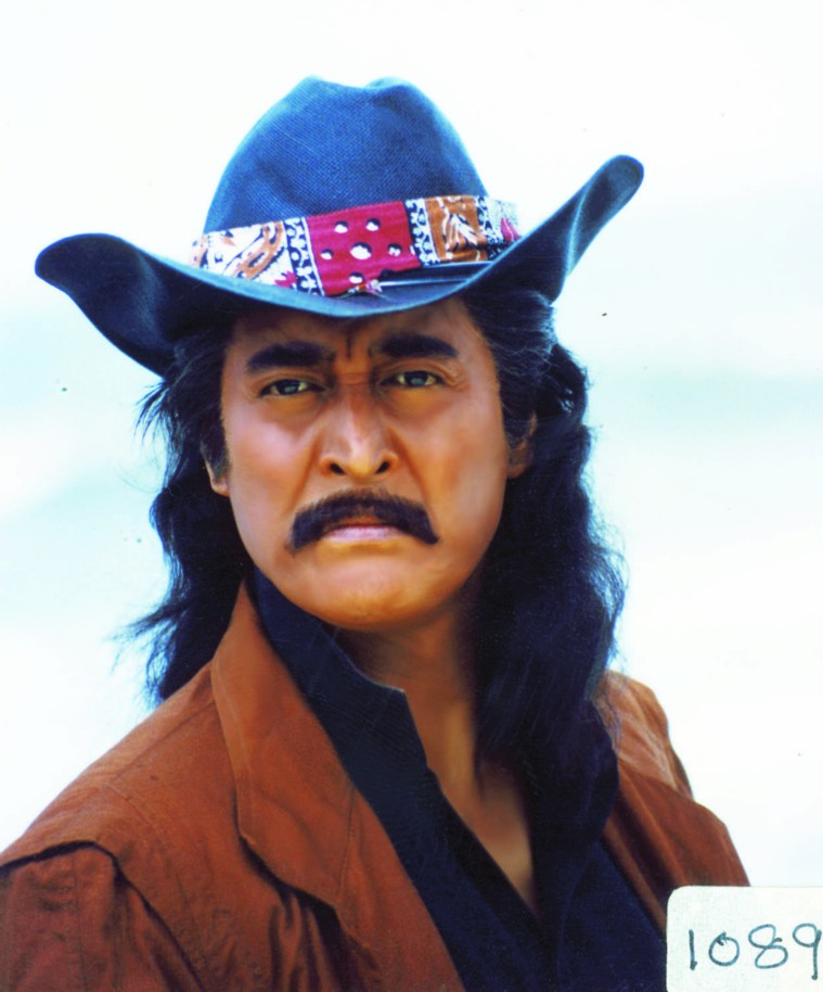 Birthday Greetings to Danny Denzongpa, the most dashing villain of