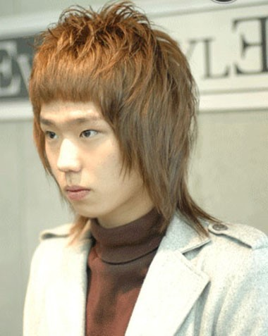 Looking At Some Korean Men S Hairstyles From 2004 To The