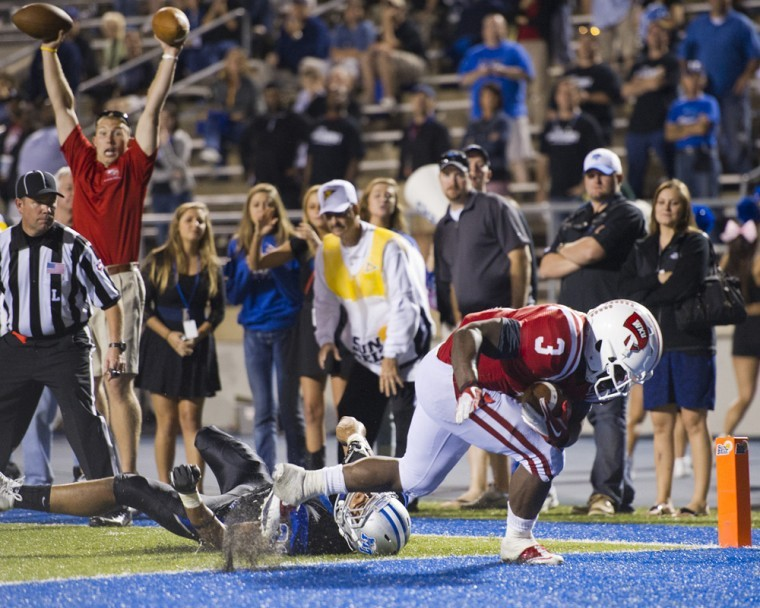 WKU Football: Remembering the 2011 Victory Over Middle Tennessee