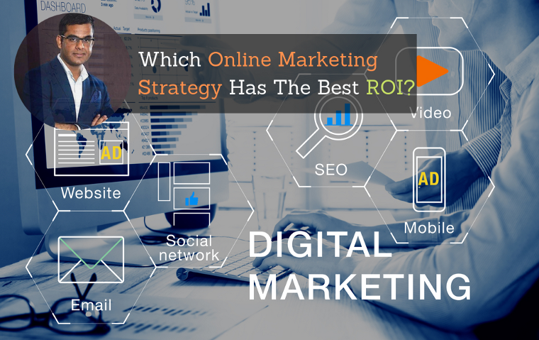 Here are the most common marketing strategies and how they perform based on projected ROIs.