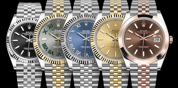 Rolex Datejust most popular face color Top 3 | by beli tang | Medium