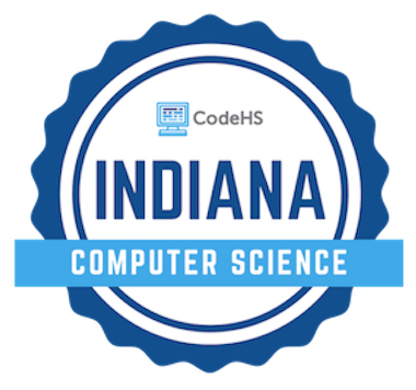 First Blended Computer Science Course Fully Aligned to