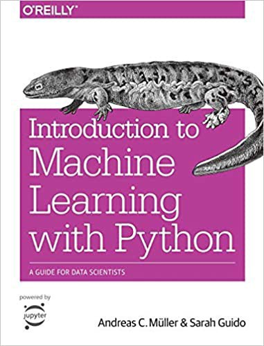 Introduction to Machine Learning with Python | Source: Amazon | Best Machine Learning Books | Machine Learning (ML) Books