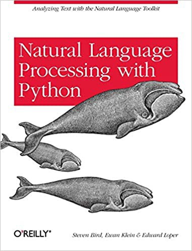 Natural Language Processing with Python | Source: Amazon | Best Machine Learning Books | Machine Learning (ML) Books