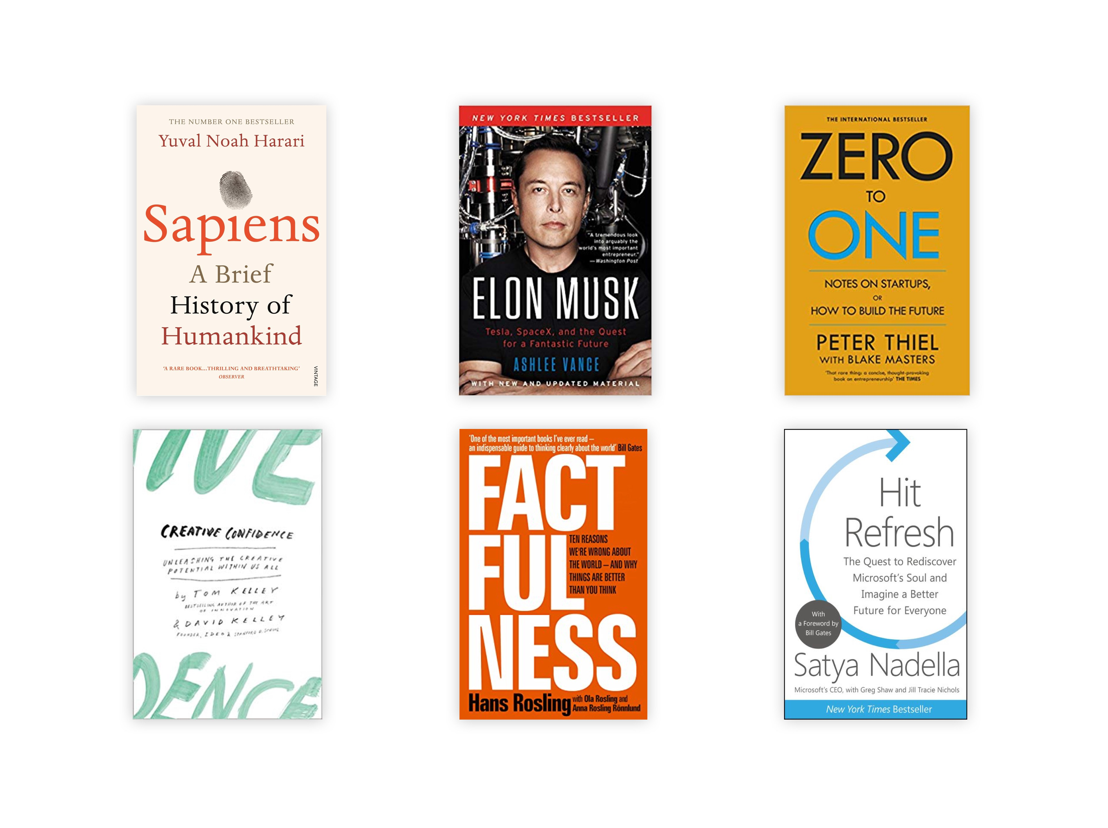 Top 6 books I read in 2018 - UX Planet