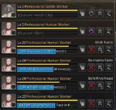 Black Desert Online: Set up your worker economy to make 5