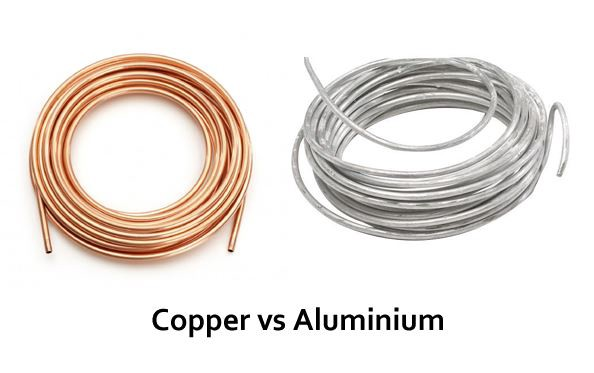 Copper Vs Aluminum Wire | Copper Coil Vs Aluminium Coil In Ac Which Is Better