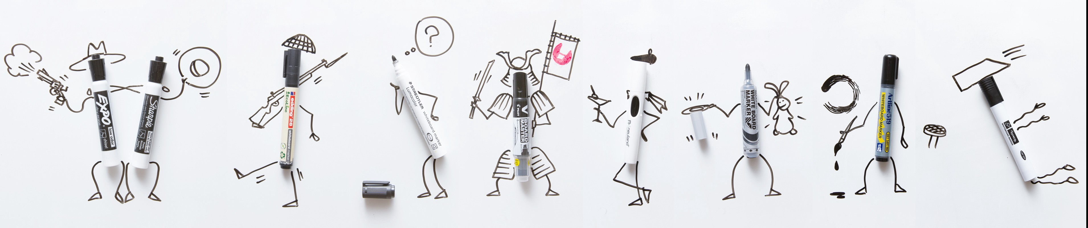 All you need to know about whiteboard markers