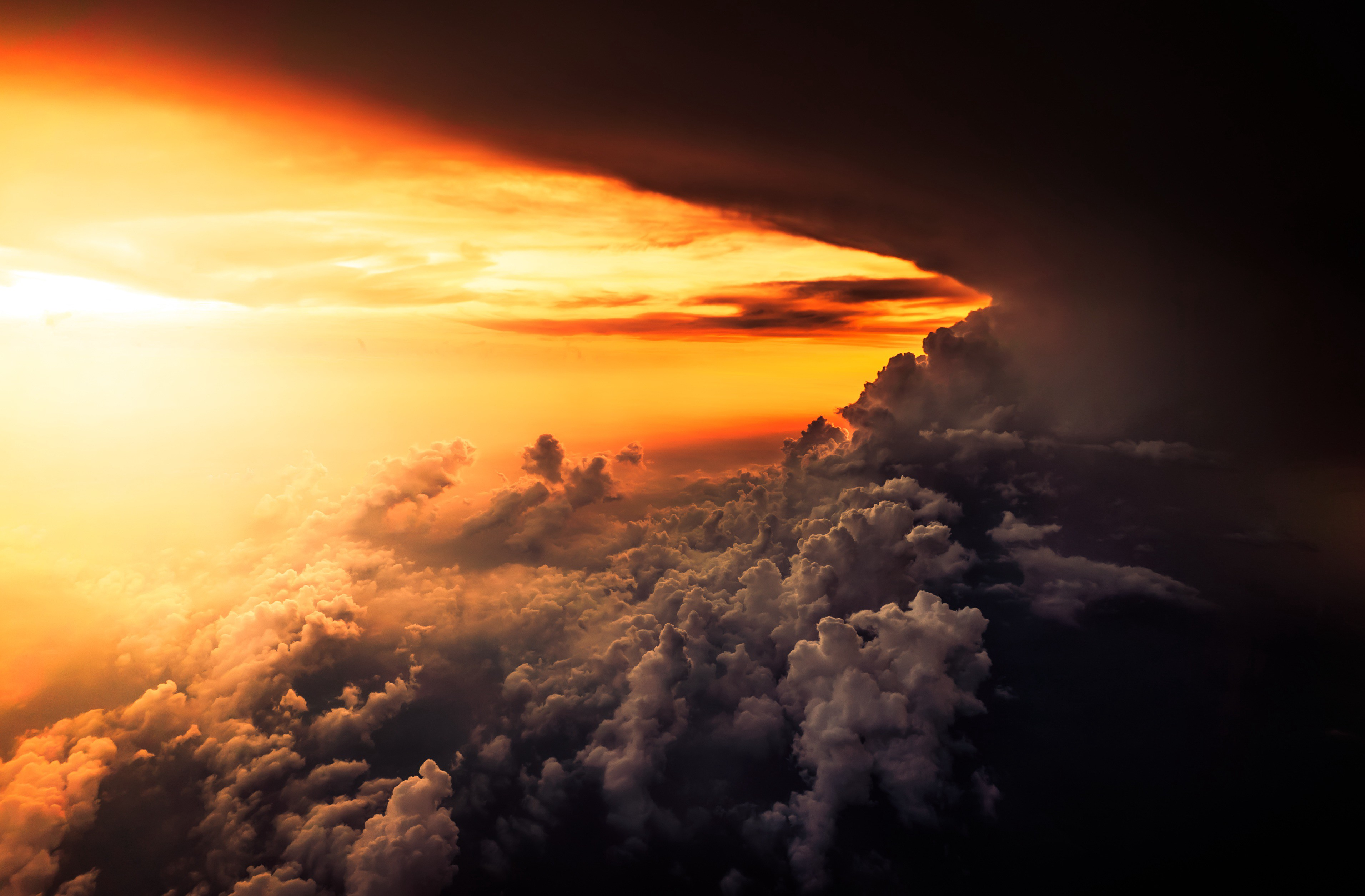 chasing the sunset from the clouds by drew coffman unsplash blog medium chasing the sunset from the clouds by