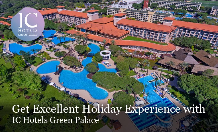 Experience With Ic Hotels Green Palace