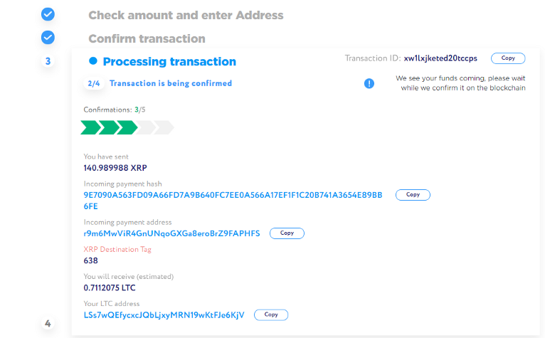 1*h9fBqgmWz9yImVmE4P1zZQ - How To Exchange Cryptocurrency With Guarda Wallet?