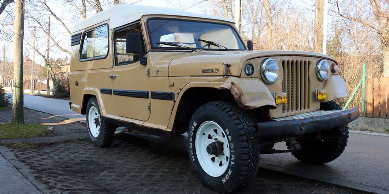 Classic Jeeps For Sale >> The Classic Jeep You Ve Never Heard Of My Classic Garage