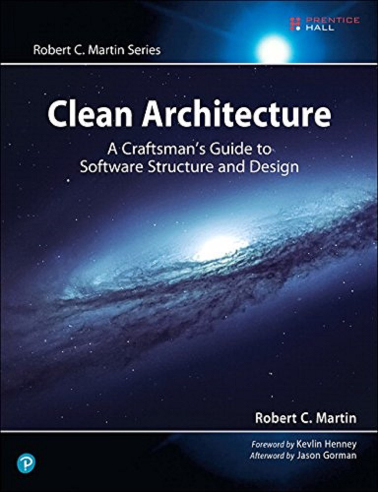 Clean Architecture — A must-read Software Design Book for Developers