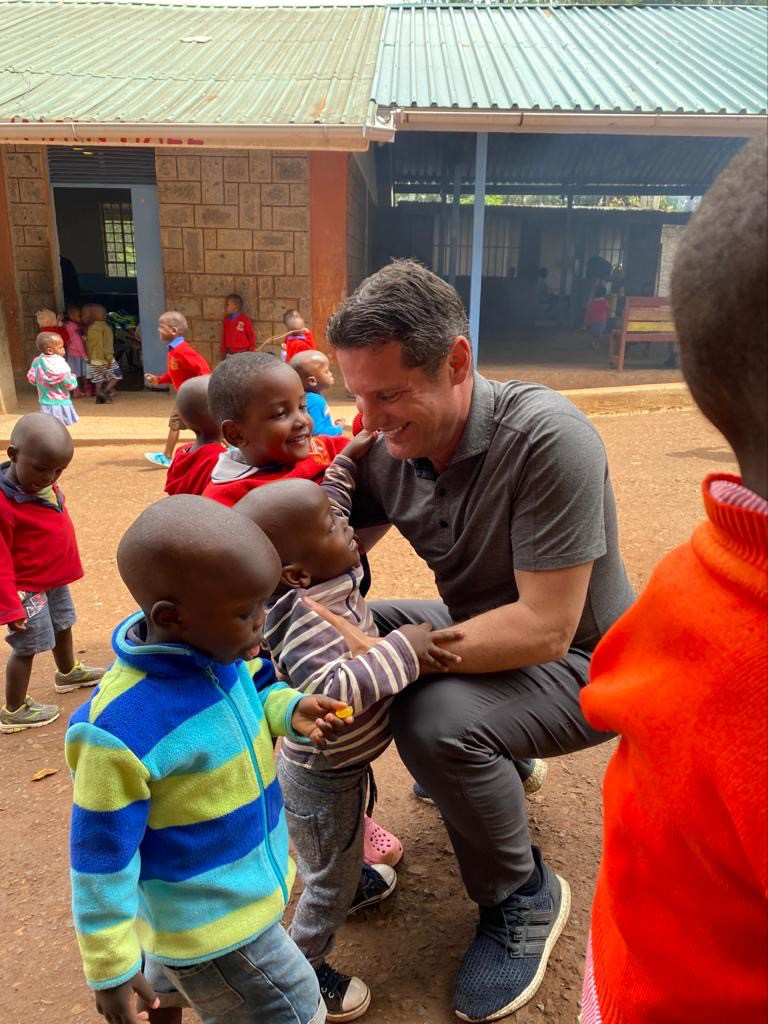The Importance of Education in Africa: Philippe Warnery Shares His Experience in Kenya