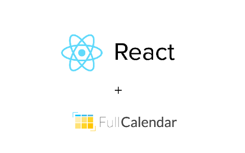 How to get React js to work with FullCalendar js