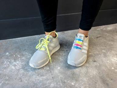 ever popular top fashion 50% price Advantages of the Different ways to tie shoe laces - Logan Martine ...