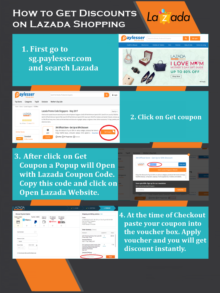 How to Get Discounts on Lazada Shopping | by Nidhi Singh | Medium