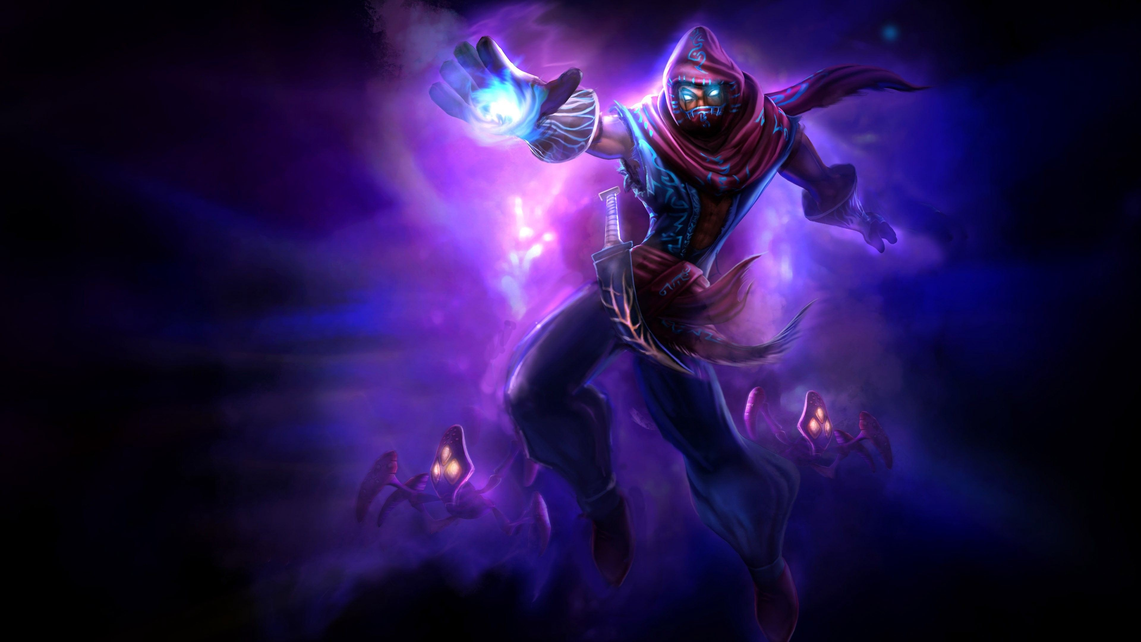 League Of Legends Malzahar 4k Wallpaper Jignesh Patani Medium