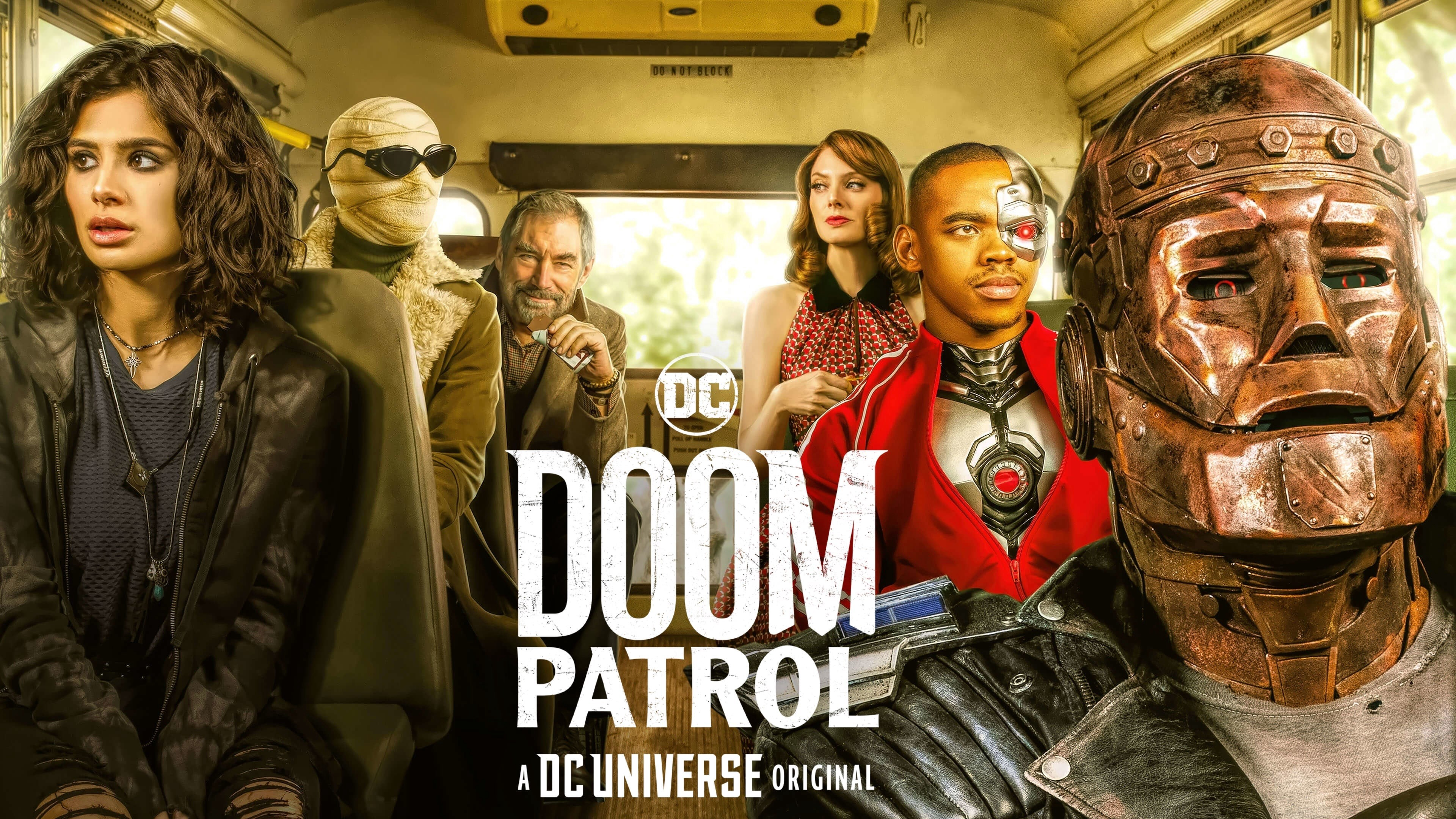 Doom Patrol Season 2 Episodes 4 Series S2e4 By Embrever Jul