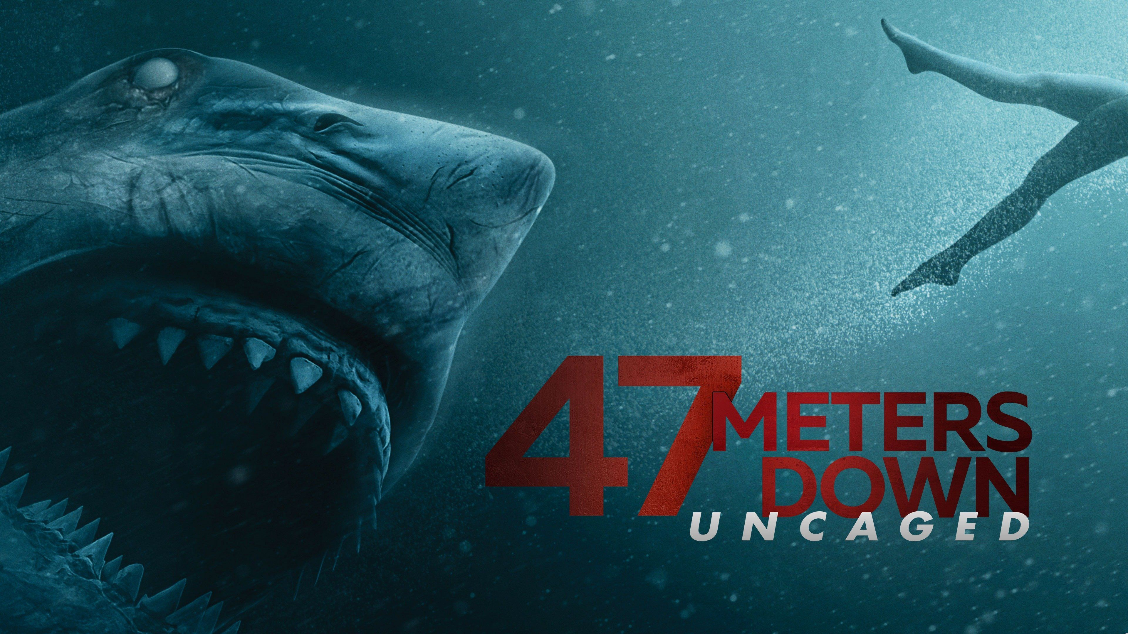 47 Meters Down: Uncaged 2019 banner HDMoviesFair