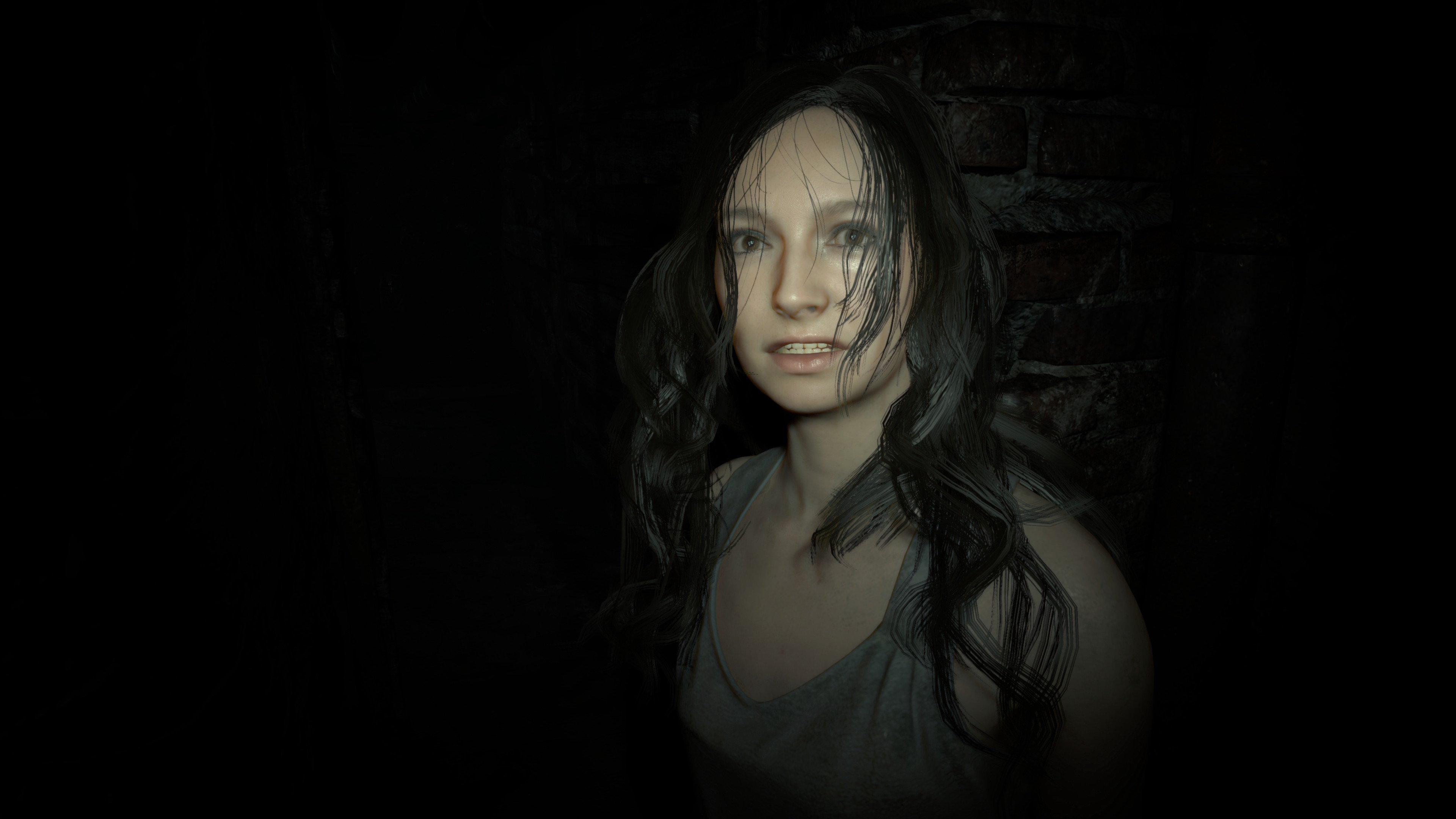 Don T F Ck With The Babysitter On Resident Evil 7 S Mia Winters