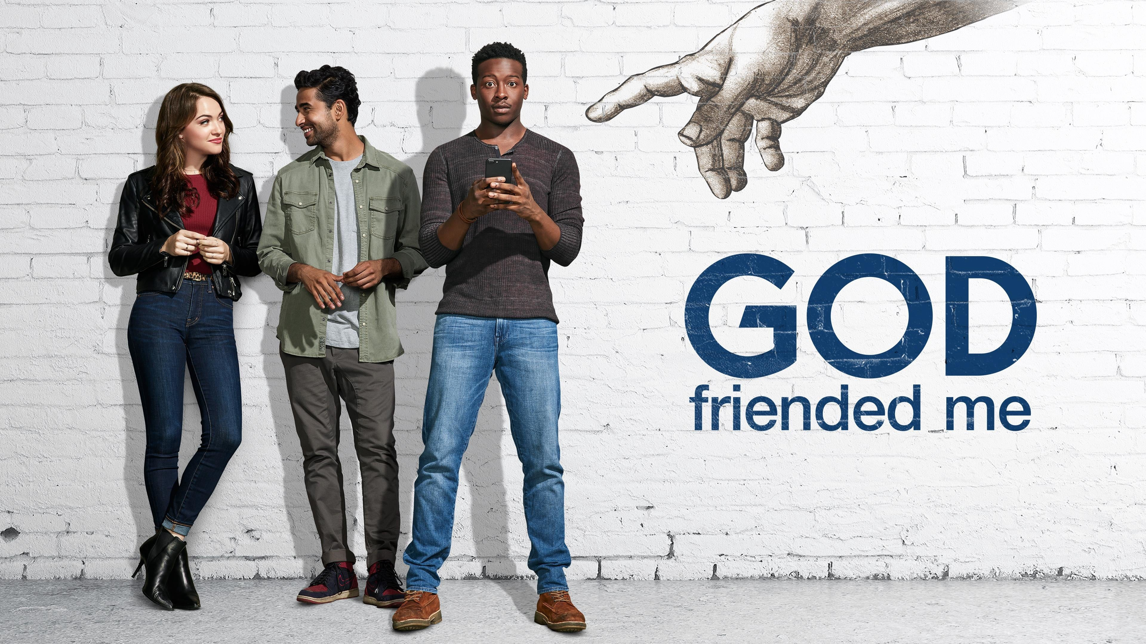 watch god friended me for free