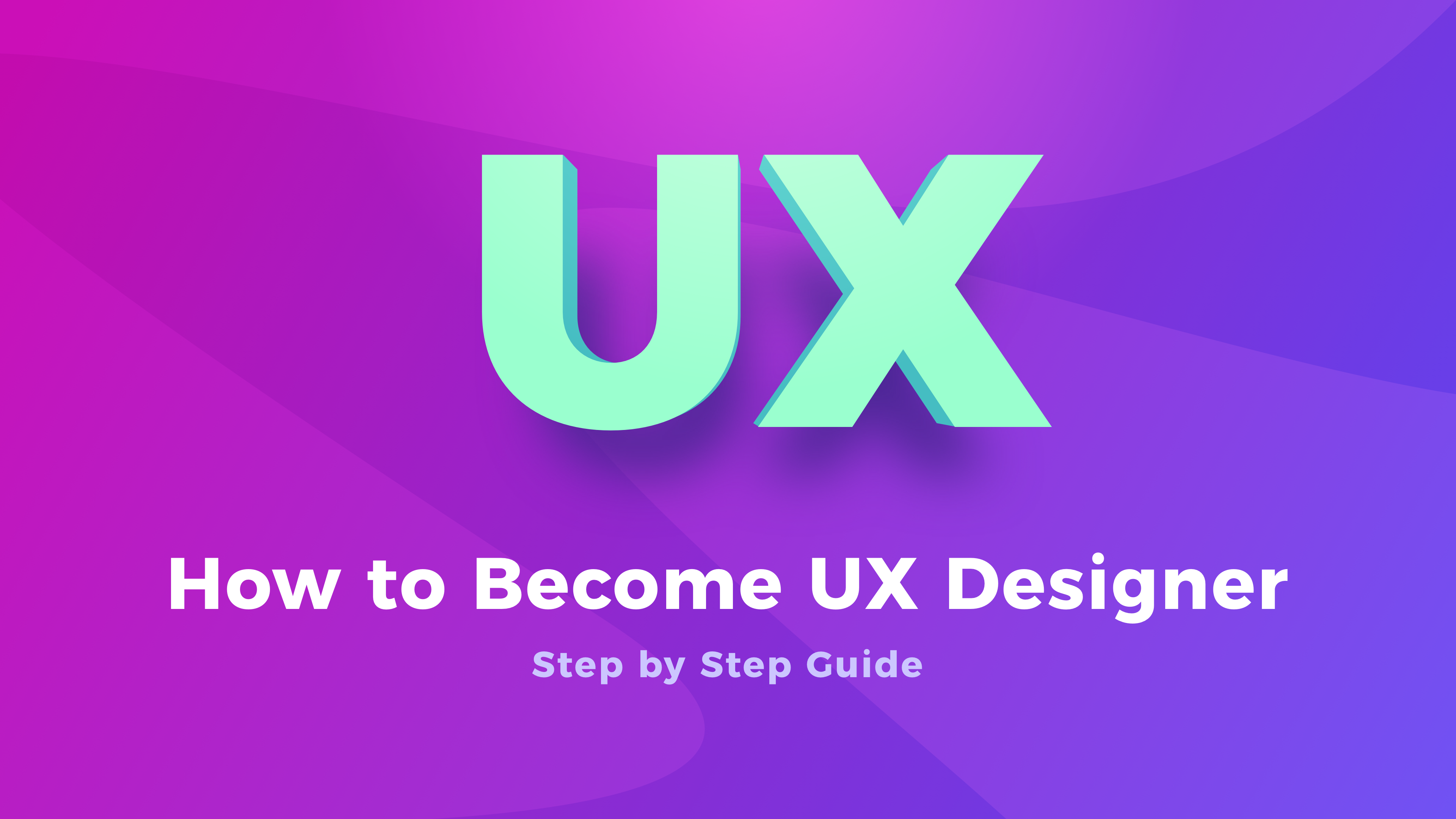 How To Become Ux Designer Step By Step Guide By Thalion Prototypr