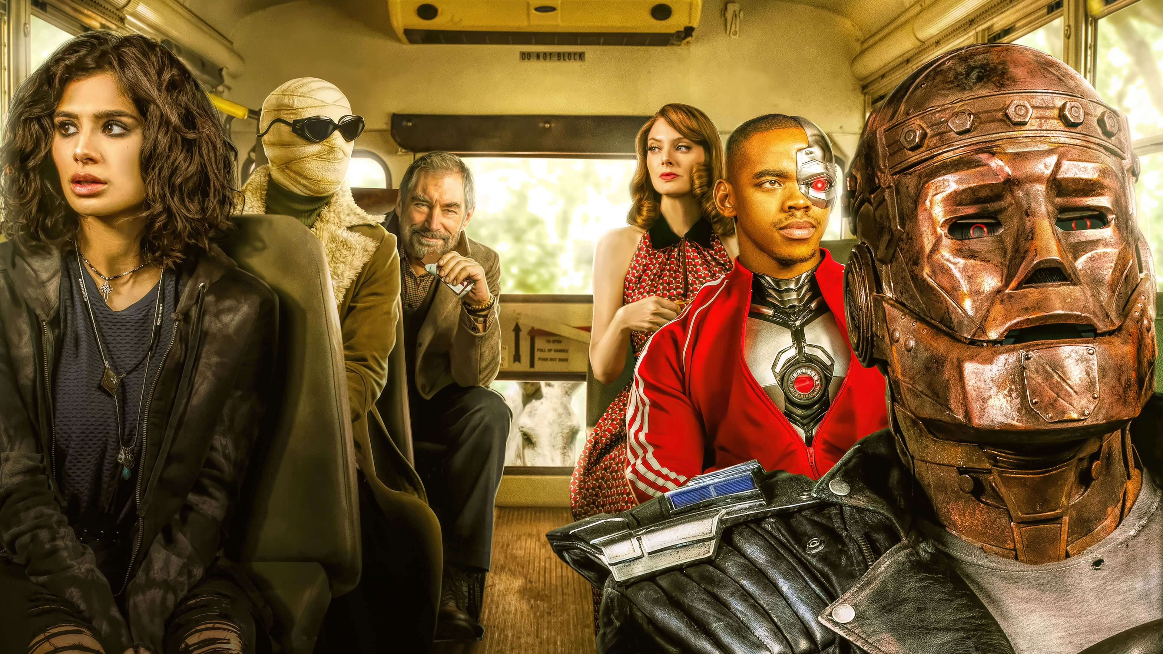 Doom Patrol Season 2 Episode 1 Watch Full Episodes By Doom Patrol S2 E1 Fun Size Patrol Jun 2020 Medium