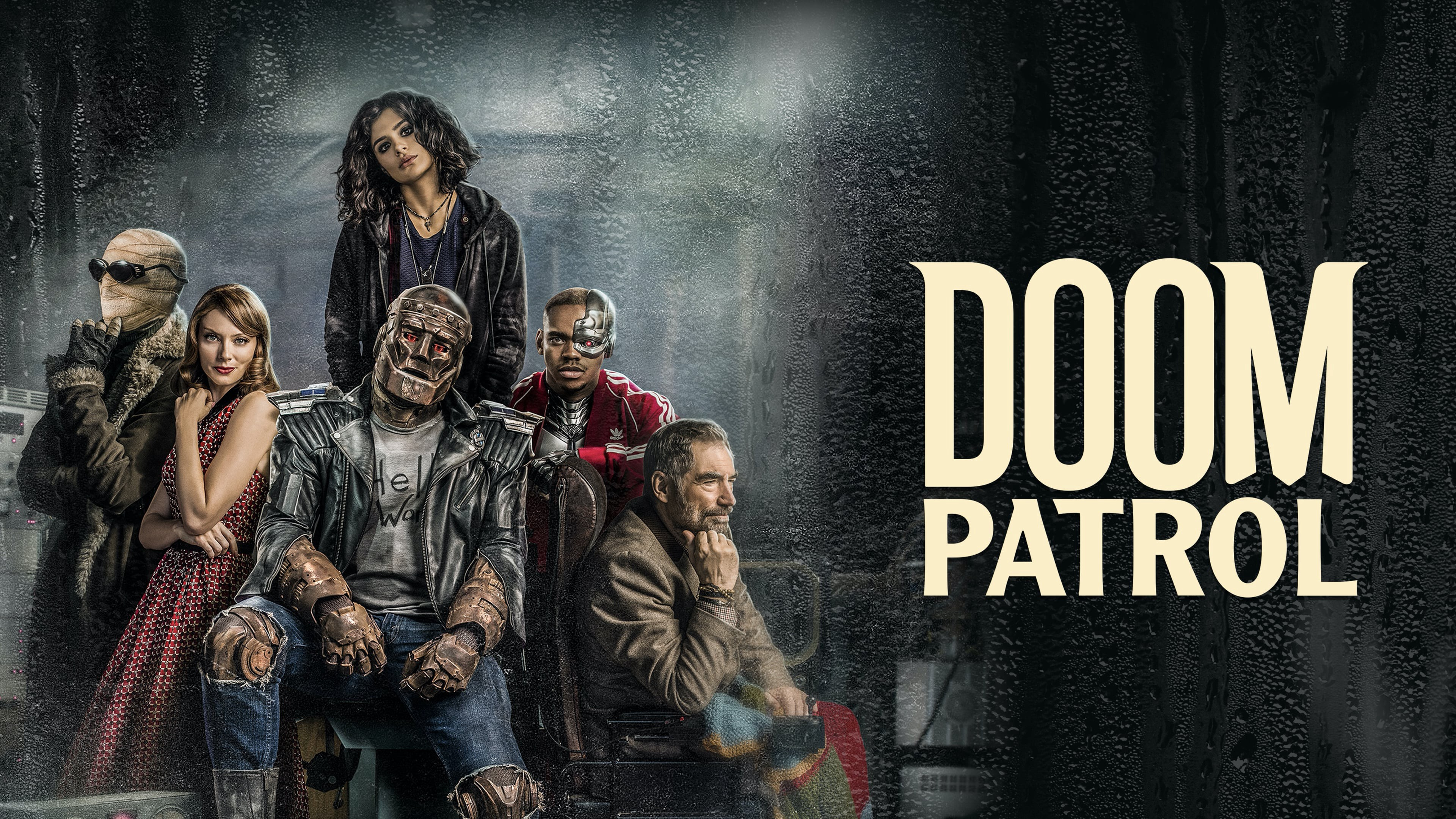 Watch Streaming Doom Patrol Season 2 Episode 1 Full Episodes By Doom Patrol 2x1 2020 Jun 2020 Medium