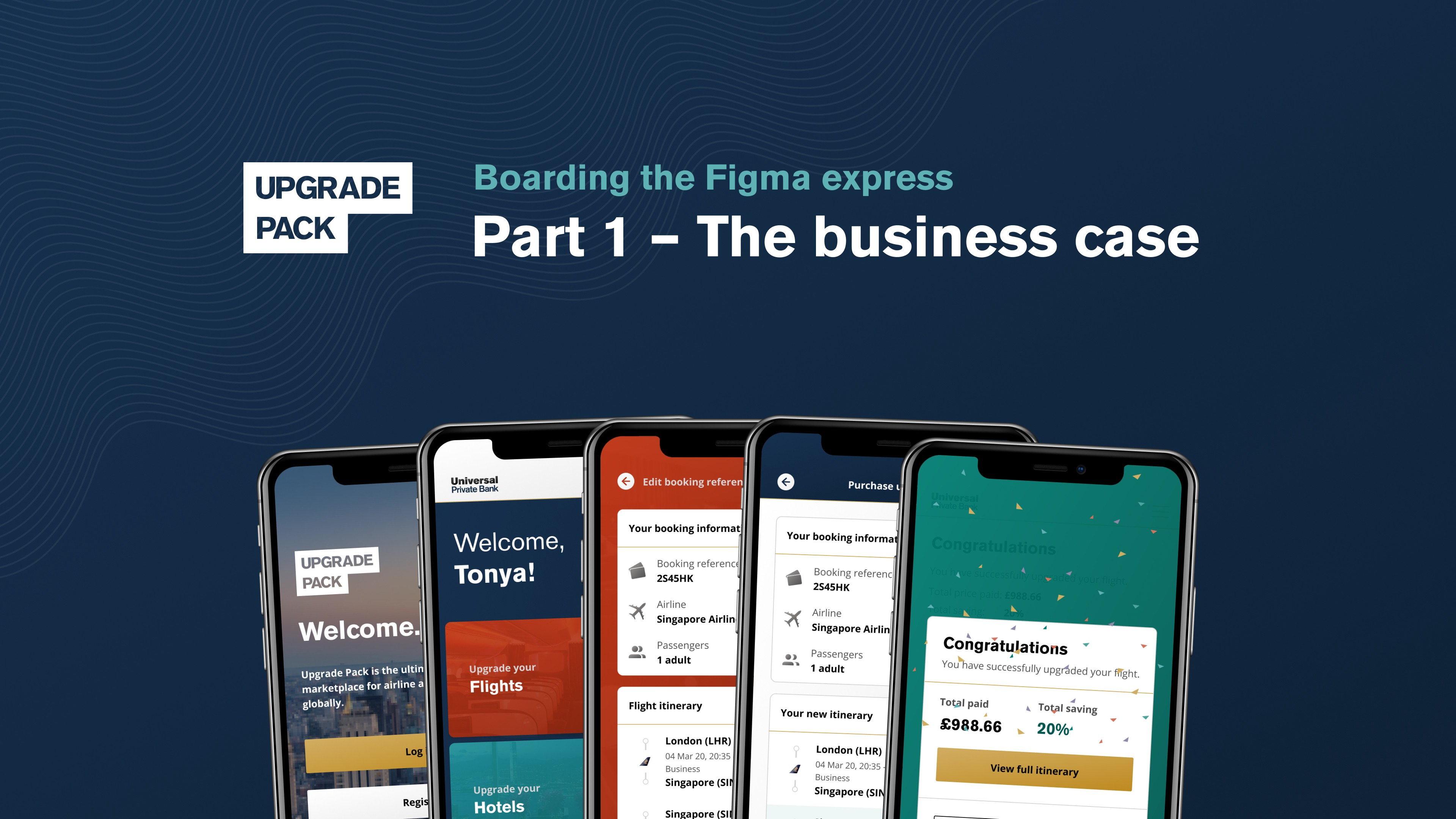 Boarding the Figma express. Part 1—The business case.