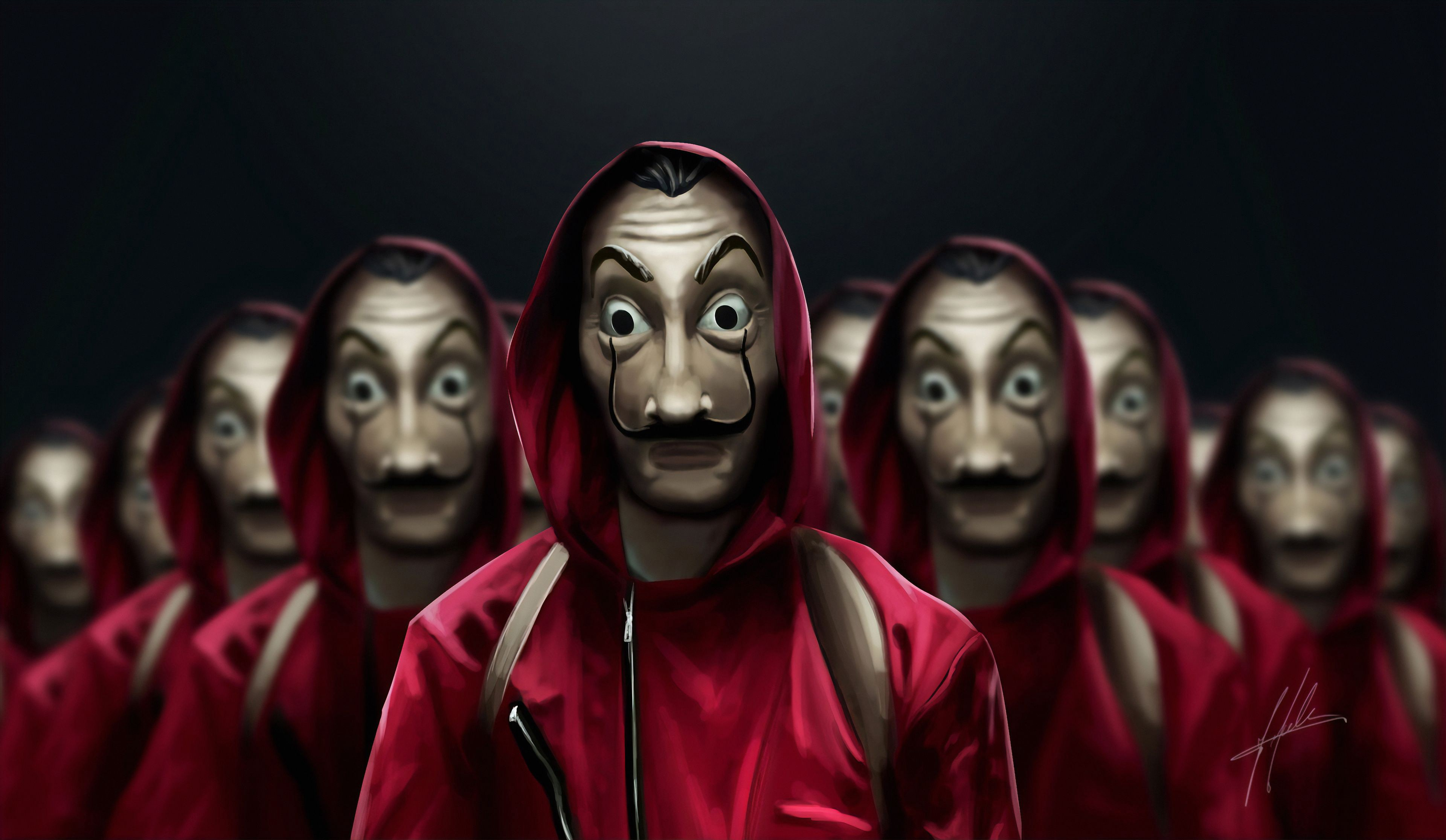 A psychological character sketch of 'THE PROFESSOR' (money heist)