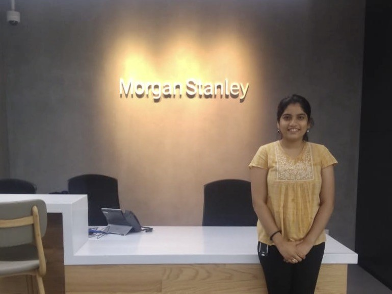 Placement Story Morgan Stanley Aastha S Placement Experience By The Consulting Club At Manipal The Curious Consultant Aug 2020 Medium
