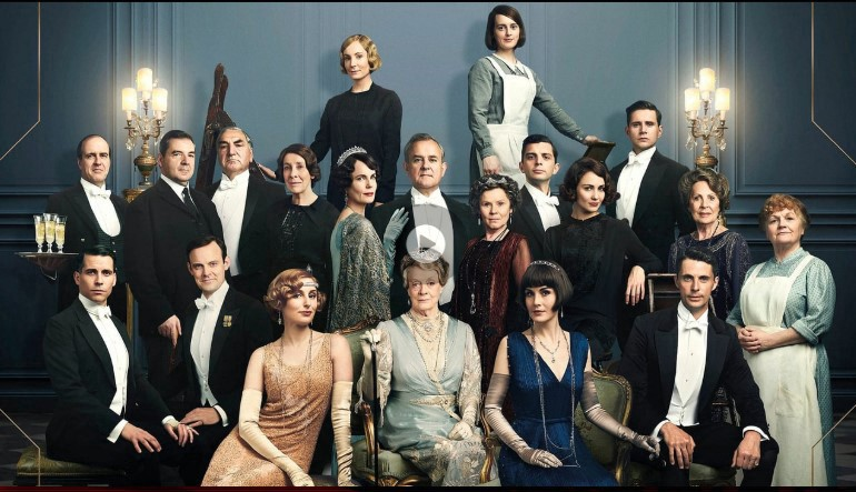 where to watch downton abbey online free