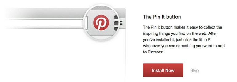 """It's hard to say no to Pinterest's obvious """"next step""""."""