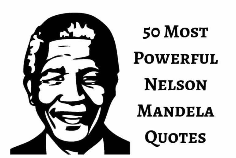 50 Powerful Nelson Mandela Quotes On Leadership By Himanshi Vats Medium