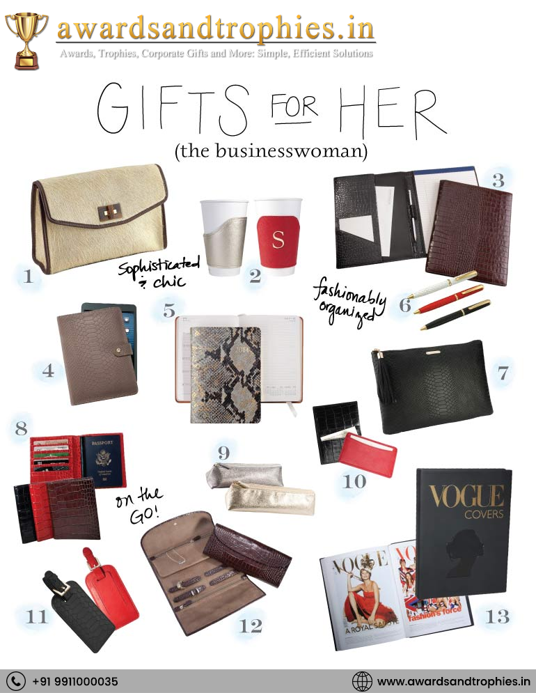 Best Corporate Gifts For Women Corporate Gifts For Women A Gift Is By Awards And Trophy Medium