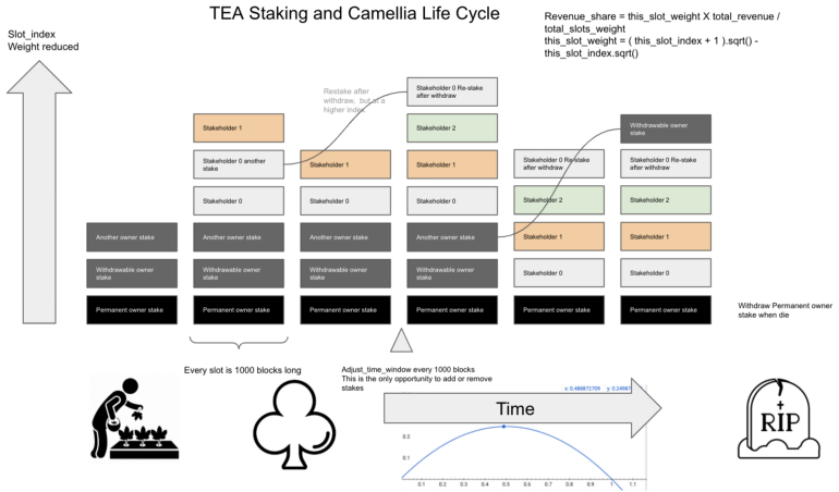 Camellia staking