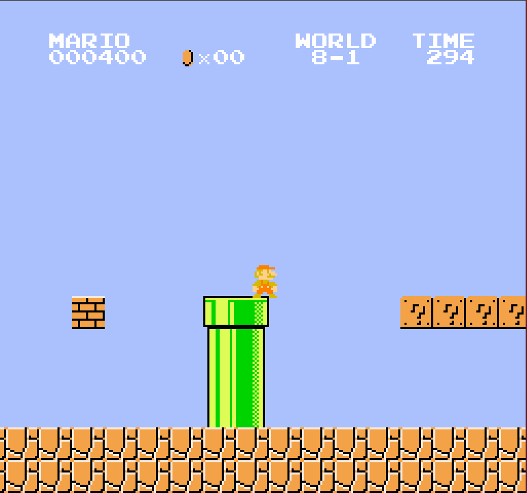 Super Mario Bros Level Generation Using Torch Rnn By Justin M