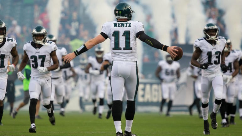 separation shoes b5d85 d24bd Will Carson Wentz Climb Back To Stardom In 2019? - Sudeep ...