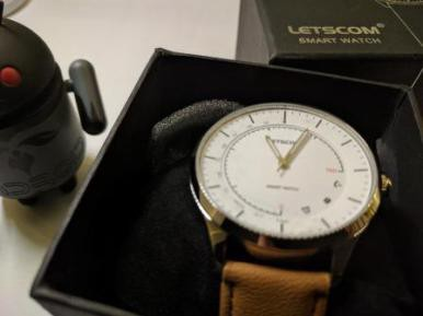 LETSCOM SmartWatch Review : Make your analog watch more smarter!