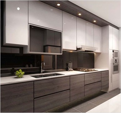 Modern Kitchen Cabinet Cupboard Design Ideas For Indian Kitchens