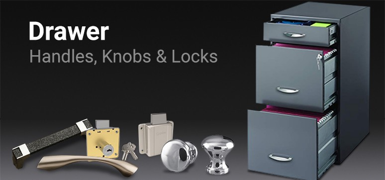 Drawer Handle And Styles
