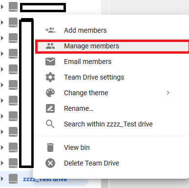 G Suite Team drive folder sharing —no you can't — yes you can