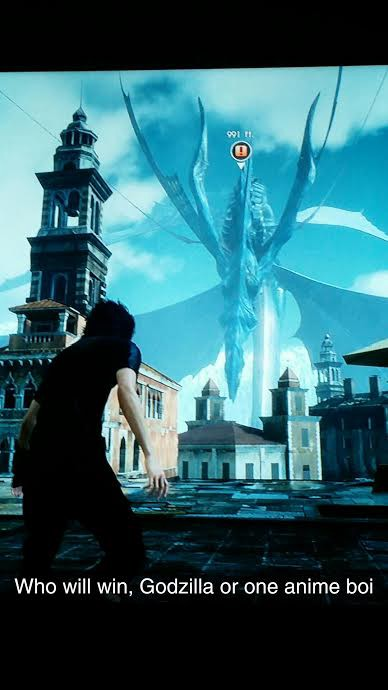 FFXV — 80 Hours of Community and Bonds - Games As Text - Medium
