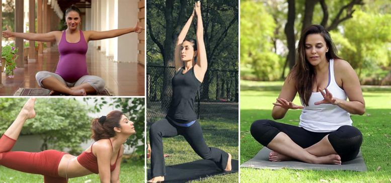 International Yoga Day 2019 These 5 Celebrities Didn T Burn Calories To Lose Weight By Thriive Art Soul Medium